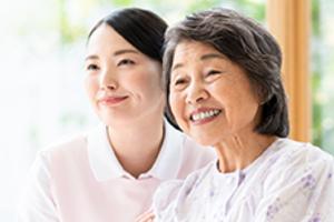 兵庫県尼崎市/お年寄りの方の介護サポートサムネイル